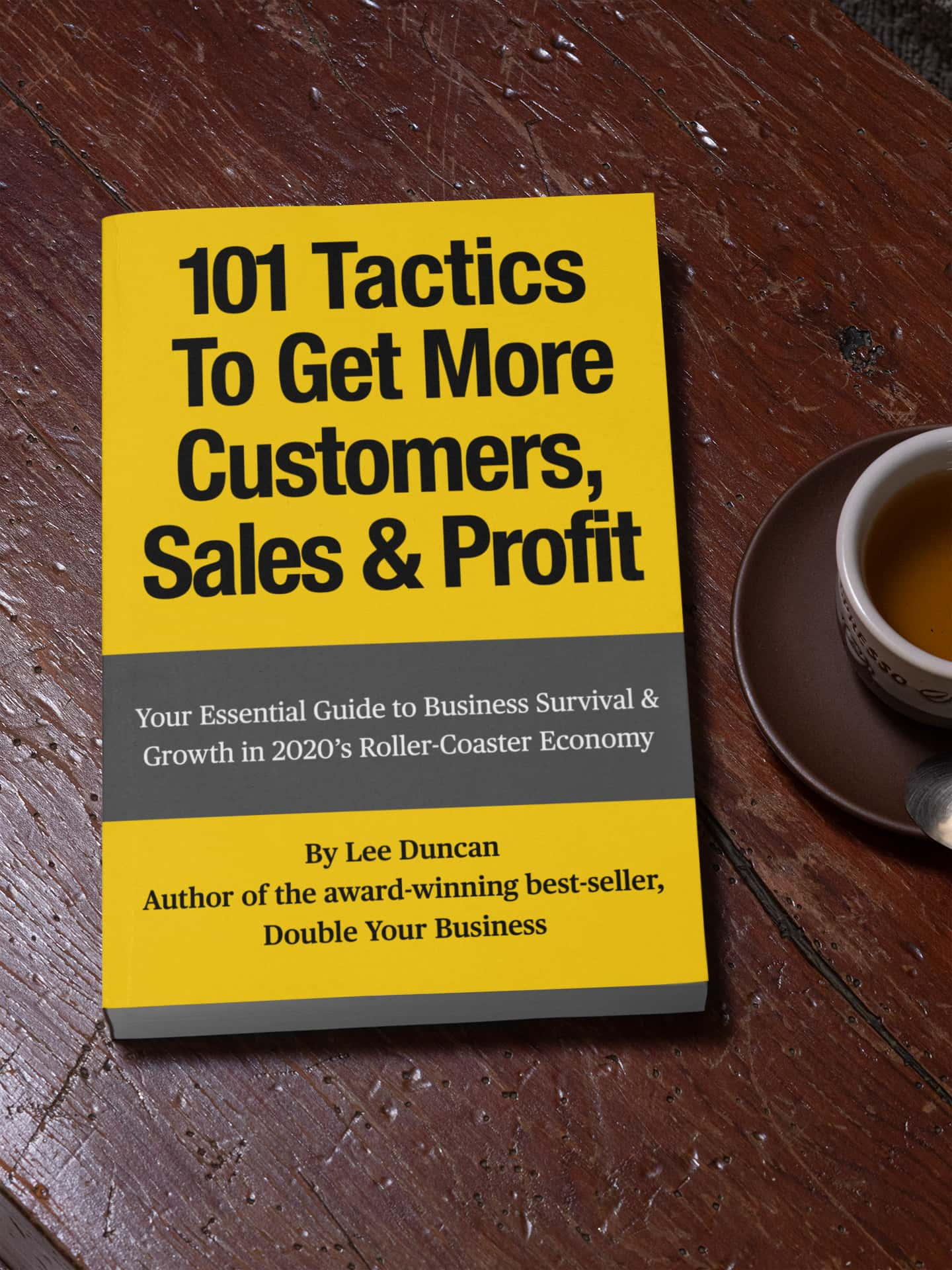 Free Book! 101 Ideas To Get More Customers