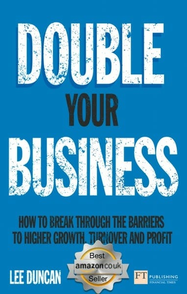 Double Your Business book by Lee Duncan
