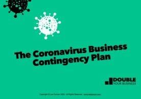 Small business and coronavirus continuity plan