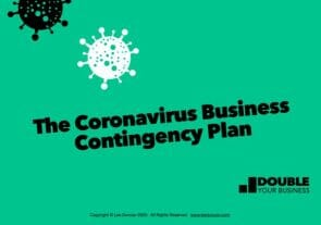 Coronavirus Business Contingency Plan Workbook