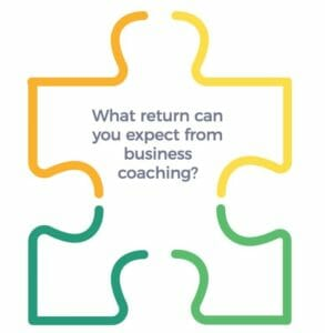 return on investment ROI from business coaching?